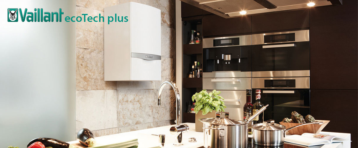 Vaillant ecoTech Plus Boiler | Compton and Parkinson | Heating and Plumbing Engineers | Cambridge