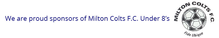 Compton and Parkinson | Cambridge Plumbers | Milton FC Sponsors